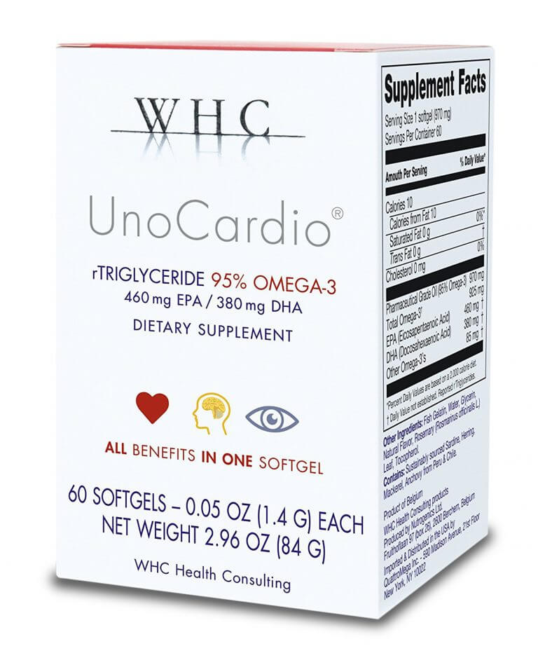 Unocardio healthcare packaging