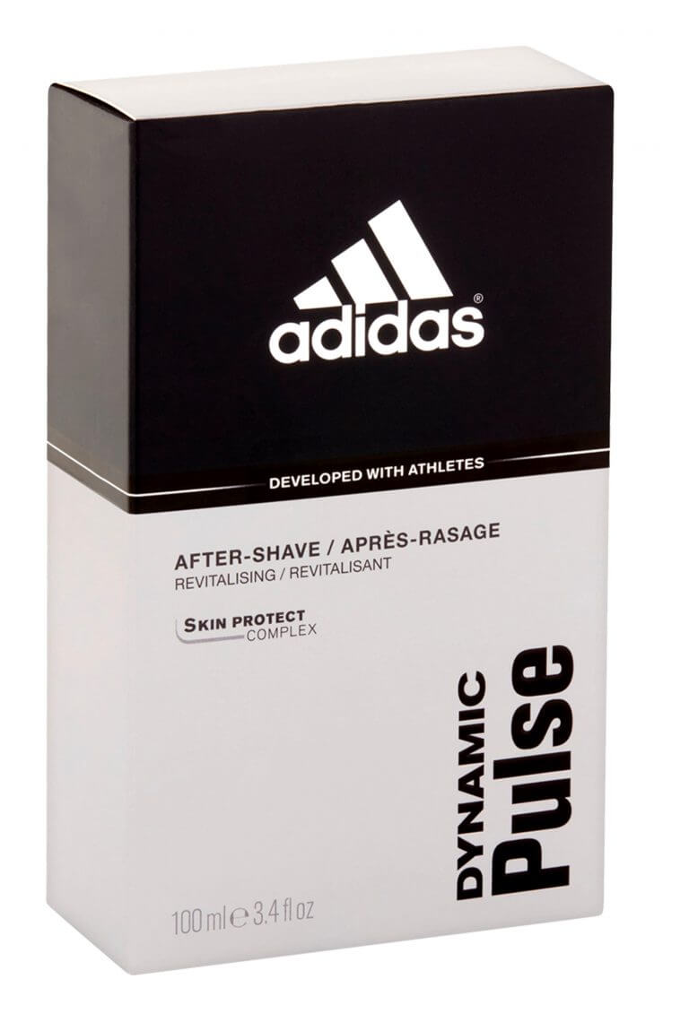 adidas pulse product packaging