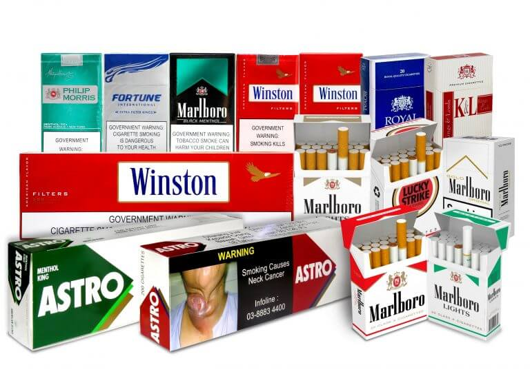 cigarette boxes packaging solutions