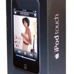 ipod-touch product packaging