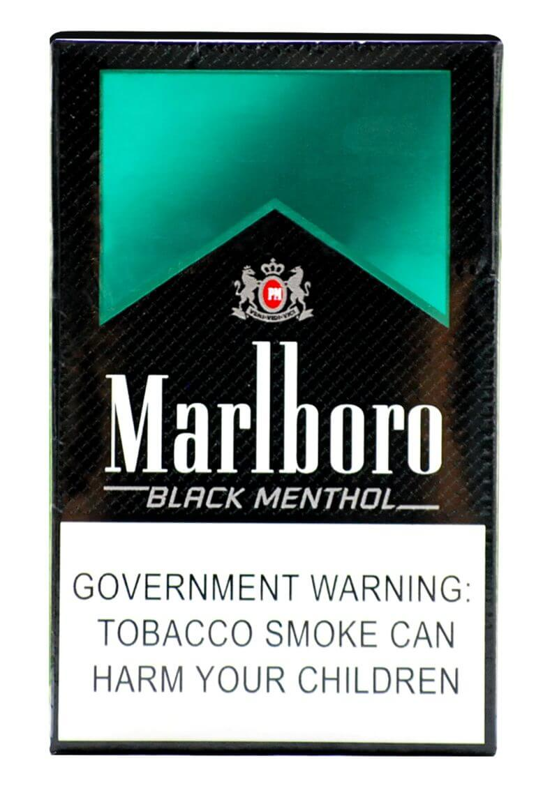 marlboro menthol packaging