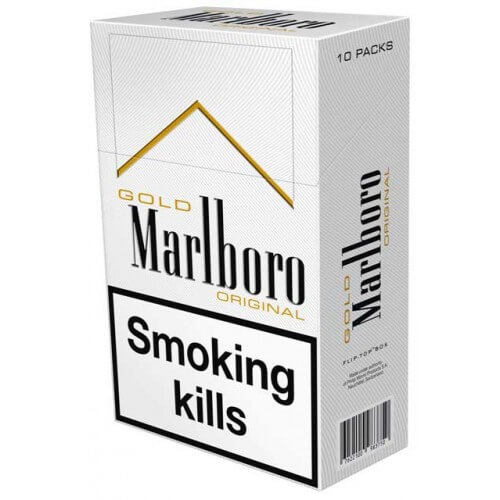 Marlboro boxes packaging solutions