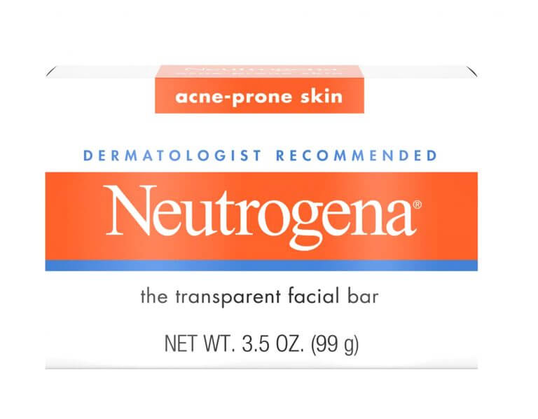 neutrogena product packaging