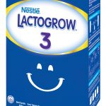 lactogrow powdered milk box packaging