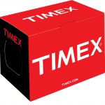 timex red-black box packaging