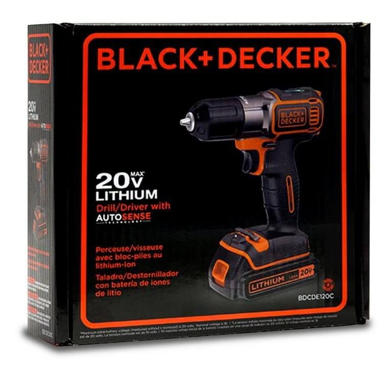 black+Decker box - packaging solutions