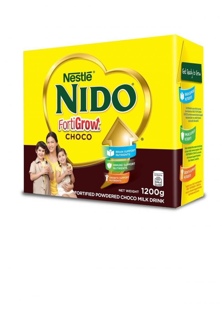 nido milk boxes - packaging solutions